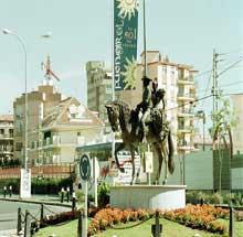 Fuengirola town centre