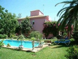 Spanish Villas V1400